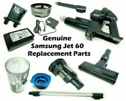 New Samsung Jet 60 Fit Cordless Stick Vacuum Cleaner - Replacement Parts
