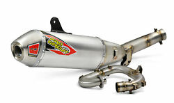 New Pro Circuit 0131725g T-6 Stainless System W/spark Arrestor