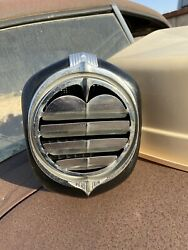 Vintage Accessory Art Deco Perfection Dash Heater Scta Hot Rod Rare Ford Chevy