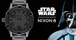 Nixon Star Wars A171sw2244 Used Self-winding Watch Limited To 200 Mint Condition