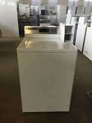 Mat12pd Maytag Coin Operated Top Load Washer, Used