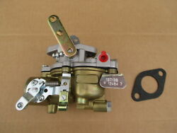 Zenith Style Carburetor For Lincoln Welder Sa-200 Sa-250 Redface Electric Idler