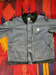 Vintage Made In Mexico Carhartt Jacket Size Large