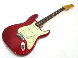 Fender Usa American Vintage Andlsquo62 Stratocaster Electric Guitar With Tough Case