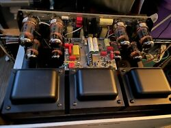 Audio Research D-125 Stereo Power Amplifier Near Mint No Tube Include No Tube