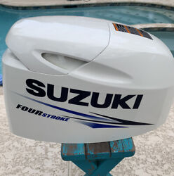Suzuki 60 Four Stroke Outboard Df60a Boat / Marine Top Cowling Engine Hood Cover
