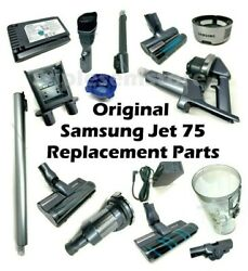New Samsung Jet 75 Series Cordless Stick Vacuum Cleaner - Replacement Parts