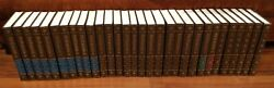 The New Encyclopedia Britannica 15th Edition 1985 30 Books Vol Set Leather Cover