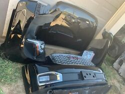 Front Clip Denali Yukon Fits 15-17 Yukon Comes With Radiator Support