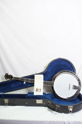 Vintage Baldwin Ode Style C 5 String Banjo Made In Usa Includes Ohsc And Papers