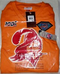 Mitchell And Ness 75 Nfl Vintage Tampa Bay Buccaneers Jersey Sz 2xl Men Nwt In Bag