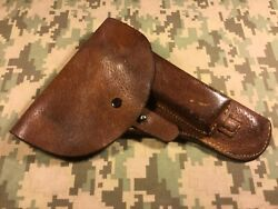 Cz 52 Leather Holster With Cleaning Rod