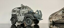Chap Mei Animal Planet Toy Armored Truck 1:18 Scale