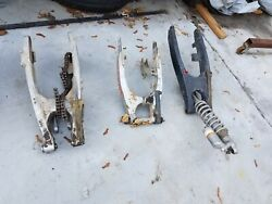 Large Collection Of Motorcycle Parts - Cleaning Out The Garage - Lots Of Stuff