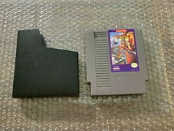 Disneyand039s Chip And039n Dale Rescue Rangers 2 Ii Nintendo Nes -- Authentic Game