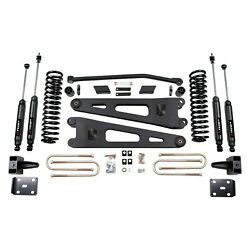 For Ford F-250 Super Duty 2011-2016 Rbp 4 X 4 Front And Rear Suspension Lift Kit