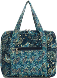 Diwi Quilted Bible Cover Extra Large Sizes 11.25 X 8.25 X 2.75 Inches Bible Tote