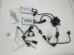 Innovited 55w Ac Hid Bundle With 1 Pair Slim Ballast And 1 Pair Xenon Bulb H