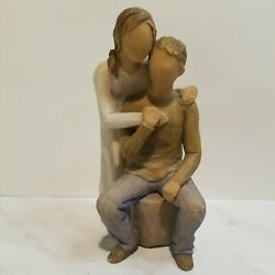Demdaco Willow Tree And039you And Meand039 Figure Susan Lordi 2011 No Box