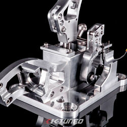 K-tuned Race Billet Shifter W/ Pro Shift Cut No Lockout For 2002-06 Acura Rsx