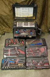 Armstrong Gmtk General Mobile Mechanics Tool Kit With Pelican Case 0450 Usmc 10