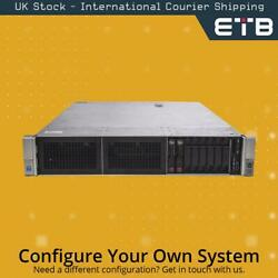 Hp Proliant Dl380 G9 1x8 2.5 Hard Drives - Build Your Own Server