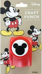Paper Intelligence Disney Craft Punch Mickey M 4109631 Fromjapan