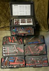Armstrong Gmtk General Mobile Mechanics Tool Kit With Pelican Case 0450 Usmc 13