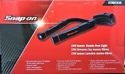 New Snap-on 2021 Hands-free Rechargeable Neck Light Echdc038, 250 Lumens, Black