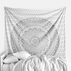 THE ART BOX Wall Tapestry for Bedroom Aesthetic Tapestry Hippie Boho Tapestry In
