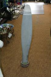 Antique ☆ Wwi / Wwii Military ☆ Airplane Propeller ☆ Very Heavy Metal ☆ Original