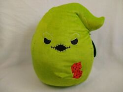 New 12 Squishmallow Disney Nightmare Before Christmas Green Oogie Boogie W/ Tag