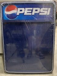 Pepsi Menu Sign Board With Letters New