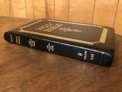 Rare Oop Nelson Orthodox Study Nkjv Bible New King James Version Leather 1295