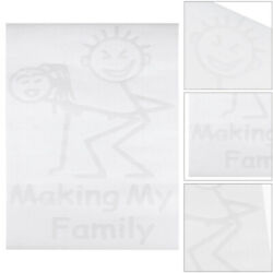 1pc Good Funny PVC Sticker Decorative Stickers for Vehicle Car