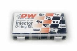 Deatschwerks Fuel Injector O-ring Kit For Sport Compact European And Japanese Cars