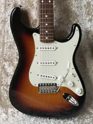 Used Fender Japan Heritage Andlsquo60s Stratocaster Electric Guitar