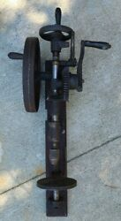 Champion Blower And Forge Co Antique Post Drill Press | 103-2 | Made In Usa