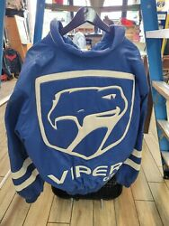 Dodge Viper Gts Autographed Californian Mens Womens Leather Jacket And Duffel Bag