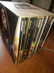 Opera Complete Box Boxset 17 Cd+3 Dvd Bob Marley And The Wailers Collection
