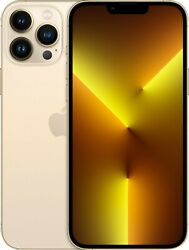 Iphone 13 Pro Max 1tb Gold Factory Unlocked In Hand Ships Today 5g + Cdma