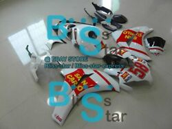 White Glossy Injection Fairing Fit Honda Cbr1000rr 2009 2010 2008-2011 74 A3