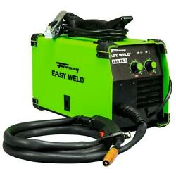 Forney Gasless Fc-i Flux Core Mig Welder 120v 140 Amp Wire Feed Speed Control