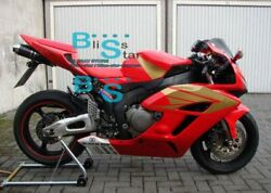 Red Glossy Injection Fairing Kit Fit Honda Cbr1000rr 2004-2005 110 A2