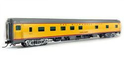 Ho Brass Milwaukee Road Pacific Harbor Sleeper 36 By Overland Models Fact. P
