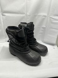 Lacrosse Duck Boots Size 11 Steel Toe And Shank Ansi Safety -new-