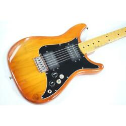 Fender Lead 3 Used Electric Guitar 1981 With Soft Case