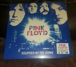 Pink Floyd Eclipsed By The Dome Vinyl Numbered White Lp