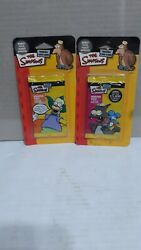 The Simpsons 2003 Trading Card Game Booster Packs 2