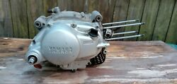 00 To 07 Yamaha Ttr90 Engine Bottom End Cases Crank Tranny Clutch And Cover
